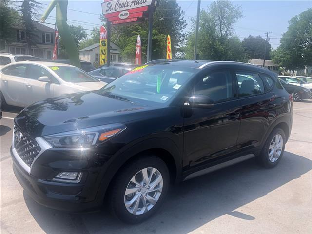 2019 Hyundai Tucson Preferred (Stk: s200151a) in Fredericton - Image 1 of 10