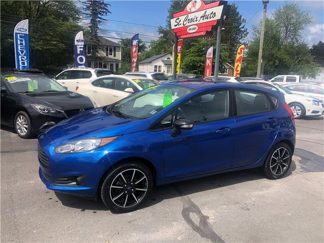 2019 Ford Fiesta SE (Stk: S200159A) in Fredericton - Image 1 of 8