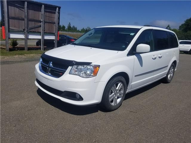 2016 Dodge Grand Caravan Crew (Stk: s200164a) in Fredericton - Image 1 of 15