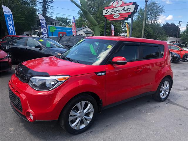 2016 Kia Soul EX+ (Stk: S200203A) in Fredericton - Image 1 of 8