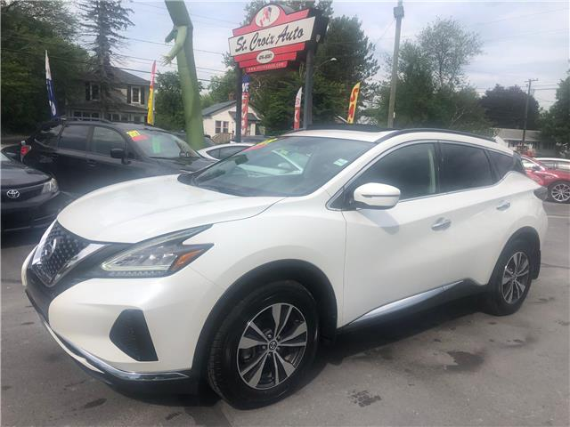 2019 Nissan Murano SV (Stk: S200137A) in Fredericton - Image 1 of 10