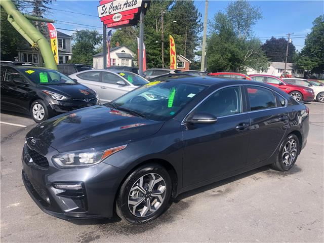 2020 Kia Forte EX (Stk: S200214A) in Fredericton - Image 1 of 9
