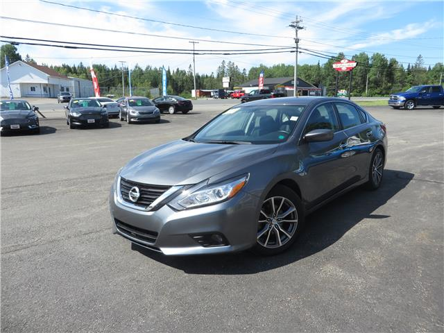 2018 Nissan Altima 2.5 SV (Stk: S200169A) in Fredericton - Image 1 of 12