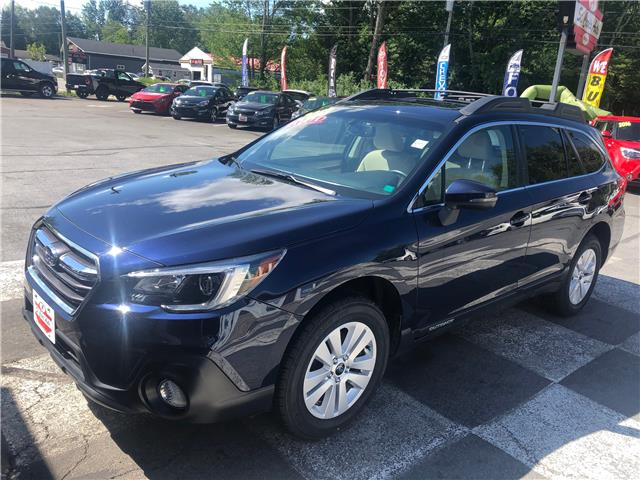 2018 Subaru Outback 2.5i Touring (Stk: s200230a) in Fredericton - Image 1 of 10