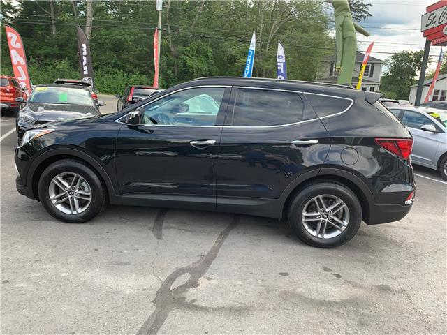2017 Hyundai Santa Fe Sport 2.4 Premium (Stk: s200266a) in Fredericton - Image 1 of 8