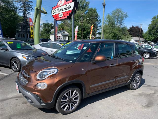 2018 Fiat 500L Trekking (Stk: s200240a) in Fredericton - Image 1 of 6