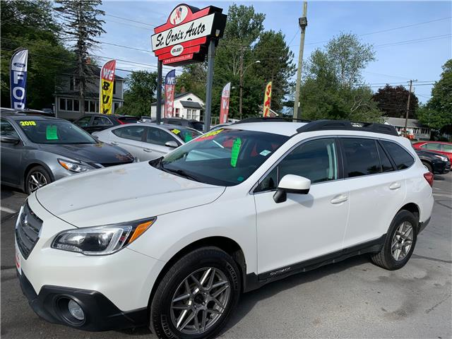 2015 Subaru Outback 2.5i (Stk: s200218a) in Fredericton - Image 1 of 9