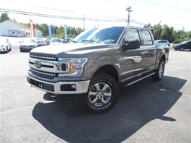 2018 Ford F-150 XLT (Stk: S200308A) in Fredericton - Image 1 of 16