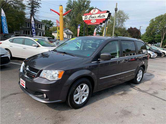 2016 Dodge Grand Caravan Crew (Stk: s200336a) in Fredericton - Image 1 of 9