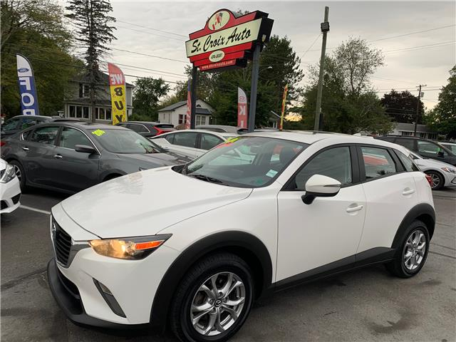 2016 Mazda CX-3 GS (Stk: S200281A) in Fredericton - Image 1 of 12