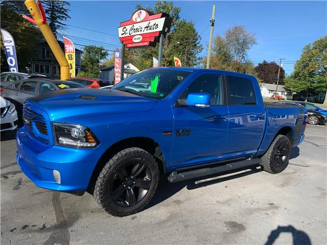 2018 RAM 1500 Sport (Stk: S200352A) in Fredericton - Image 1 of 11