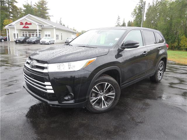 2019 Toyota Highlander LE (Stk: S200332A) in Fredericton - Image 1 of 13