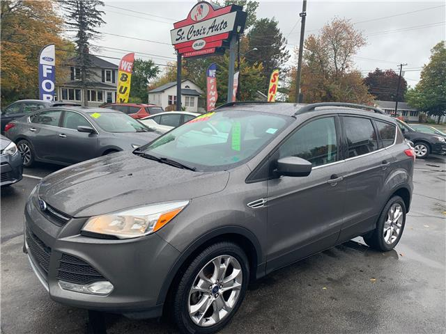 2014 Ford Escape SE (Stk: S200344A) in Fredericton - Image 1 of 11