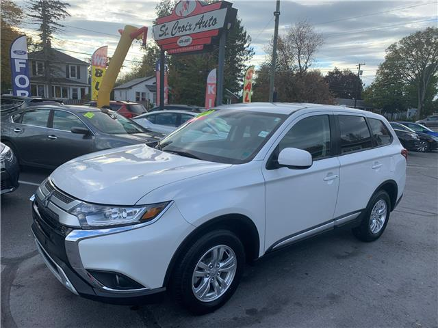 2020 Mitsubishi Outlander ES (Stk: S200366A) in Fredericton - Image 1 of 10
