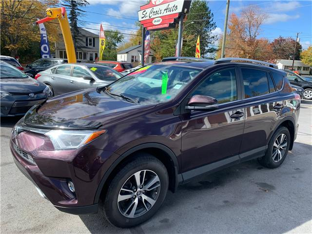 2016 Toyota RAV4 XLE (Stk: S200358A) in Fredericton - Image 1 of 10
