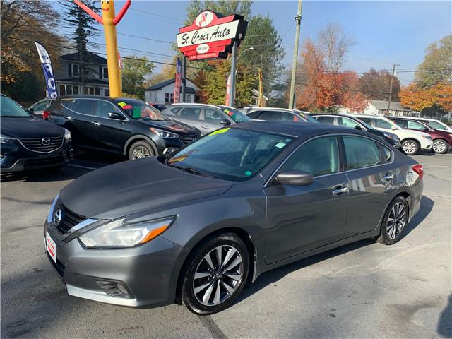 2016 Nissan Altima 2.5 SV (Stk: s200280a) in Fredericton - Image 1 of 10