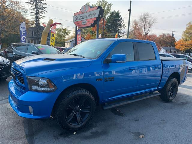 2018 RAM 1500 Sport (Stk: S200350A) in Fredericton - Image 1 of 20