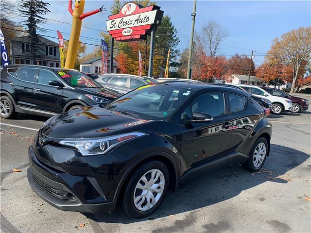 2019 Toyota C-HR Base (Stk: s200369a) in Fredericton - Image 1 of 10