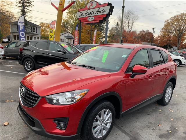 2016 Mazda CX-5 GS (Stk: S200380A) in Fredericton - Image 1 of 8