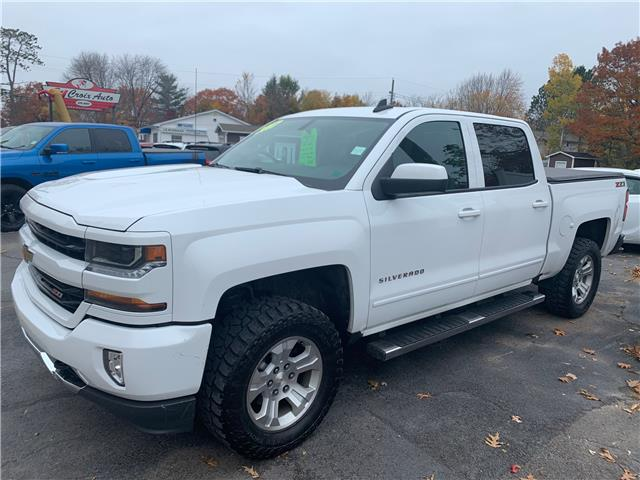 2017 Chevrolet Silverado 1500 1LT (Stk: s200379a) in Fredericton - Image 1 of 9