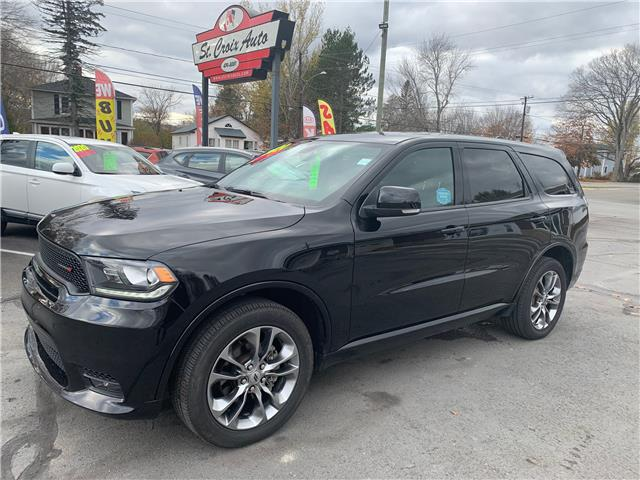 2020 Dodge Durango GT (Stk: S200390A) in Fredericton - Image 1 of 11