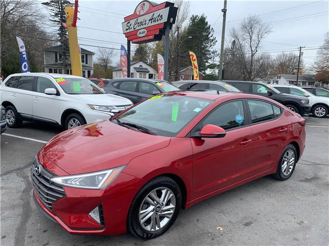 2019 Hyundai Elantra Preferred (Stk: S200329A) in Fredericton - Image 1 of 10