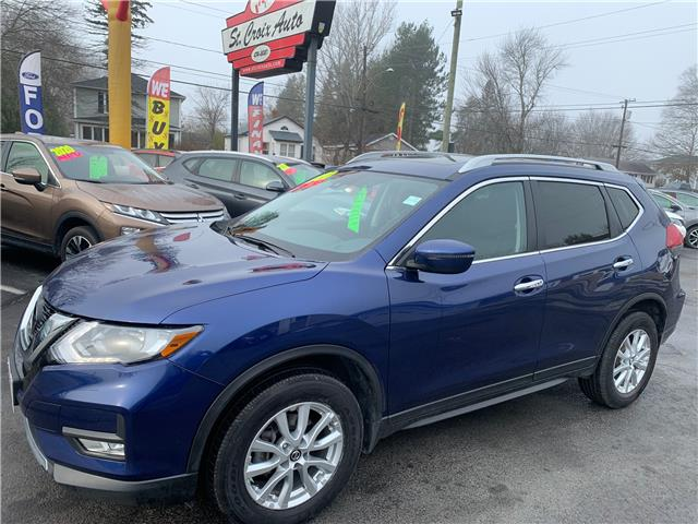 2020 Nissan Rogue SV (Stk: S200405A) in Fredericton - Image 1 of 16