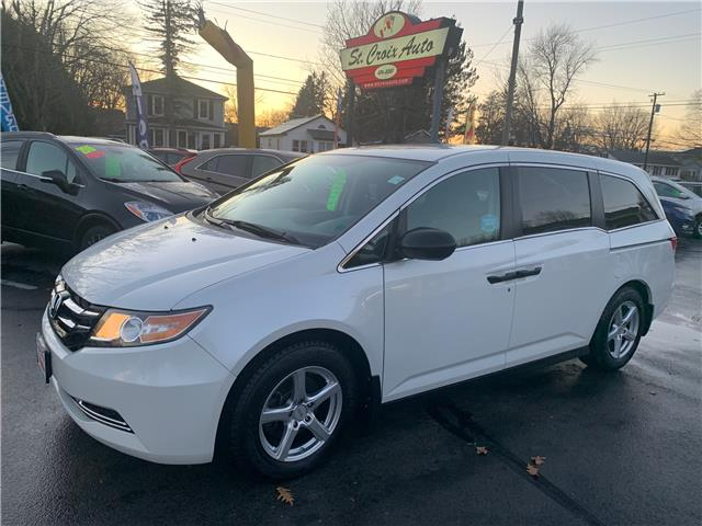 2014 Honda Odyssey LX (Stk: s200408a) in Fredericton - Image 1 of 10