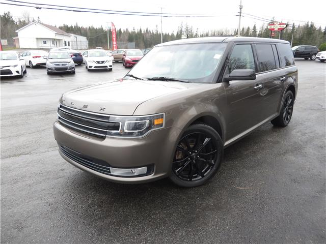 2019 Ford Flex Limited (Stk: S200427A) in Fredericton - Image 1 of 21