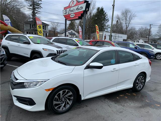 2016 Honda Civic EX (Stk: s200414a) in Fredericton - Image 1 of 11