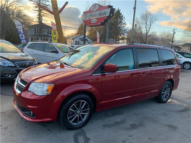 2016 Dodge Grand Caravan SE/SXT (Stk: s200410a) in Fredericton - Image 1 of 12