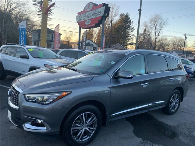2020 Infiniti QX60 ESSENTIAL (Stk: S200416A) in Fredericton - Image 1 of 22