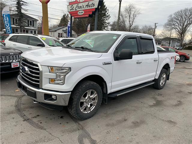 2016 Ford F-150 XLT (Stk: ) in Fredericton - Image 1 of 12