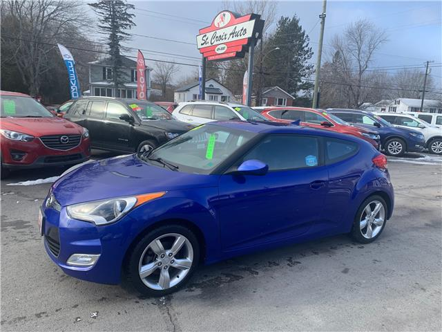 2015 Hyundai Veloster Base (Stk: s200436b) in Fredericton - Image 1 of 10