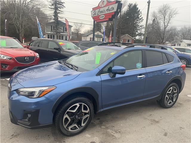 2019 Subaru Crosstrek Limited (Stk: ) in Fredericton - Image 1 of 13