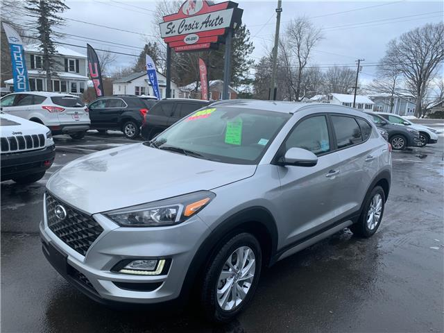 2020 Hyundai Tucson Preferred (Stk: s200454a) in Fredericton - Image 1 of 10