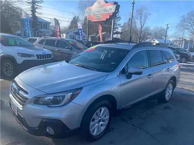 2018 Subaru Outback 2.5i Touring (Stk: s210005c) in Fredericton - Image 1 of 10