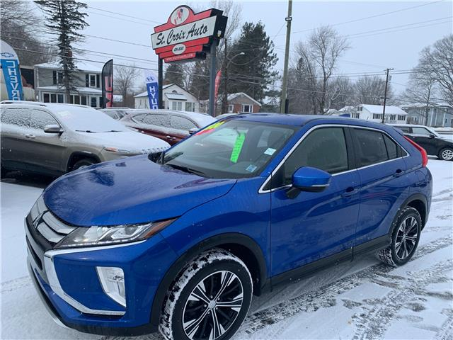 2020 Mitsubishi Eclipse Cross ES (Stk: ) in Fredericton - Image 1 of 11