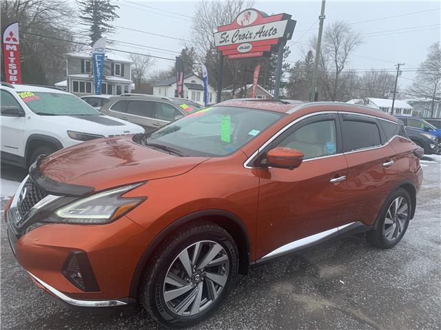2019 Nissan Murano SL (Stk: s200423a) in Fredericton - Image 1 of 14