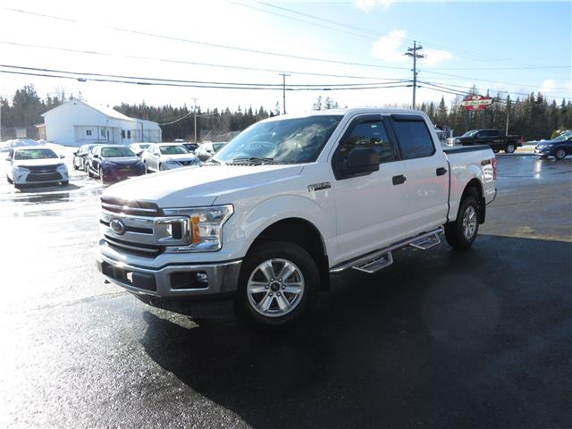 2019 Ford F-150 XLT (Stk: S200362AA) in Fredericton - Image 1 of 19