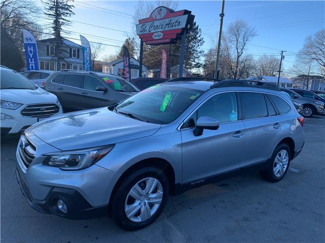 2018 Subaru Outback 2.5i (Stk: s210022c) in Fredericton - Image 1 of 8