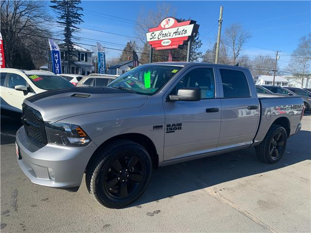 2020 RAM 1500 Classic ST (Stk: s210091c) in Fredericton - Image 1 of 13