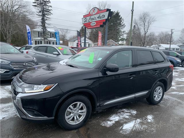 2020 Mitsubishi Outlander ES (Stk: s210023a) in Fredericton - Image 1 of 11