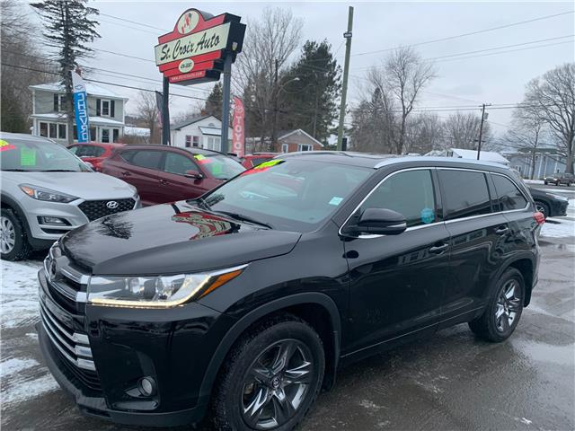 2018 Toyota Highlander Limited (Stk: S210013C) in Fredericton - Image 1 of 11