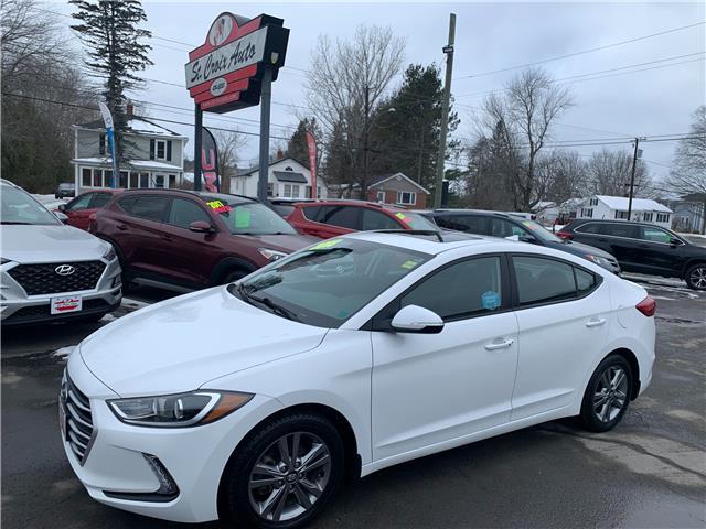 2018 Hyundai Elantra GLS (Stk: s210028c) in Fredericton - Image 1 of 10