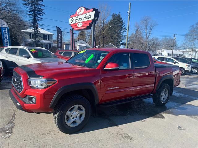 2019 Toyota Tacoma TRD Off Road (Stk: S210056B) in Fredericton - Image 1 of 12