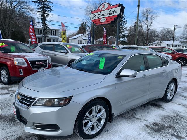 2014 Chevrolet Impala 1LT (Stk: S200202A) in Fredericton - Image 1 of 10