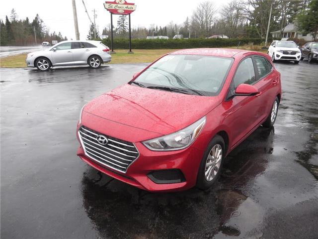 2019 Hyundai Accent Preferred (Stk: 84732P) in St. Stephen - Image 1 of 8
