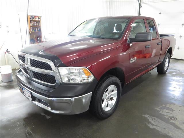 2017 RAM 1500 ST (Stk: 24741a) in St. Stephen - Image 1 of 8