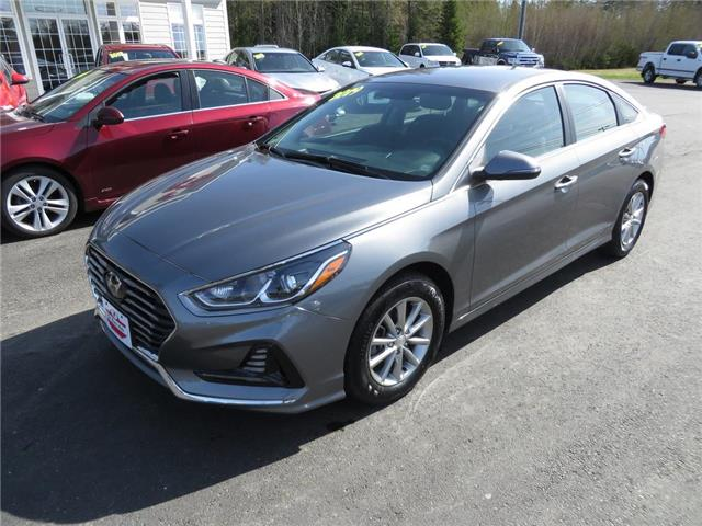 2019 Hyundai Sonata ESSENTIAL (Stk: 37583p) in St. Stephen - Image 1 of 12
